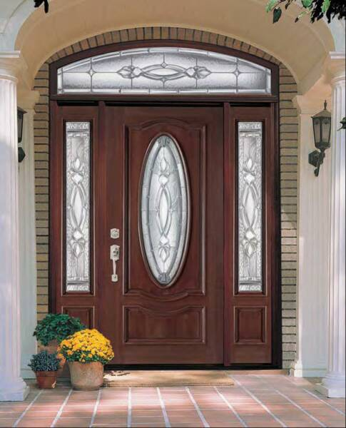 What Does A Red Front Door Mean: Valley Lumber Products